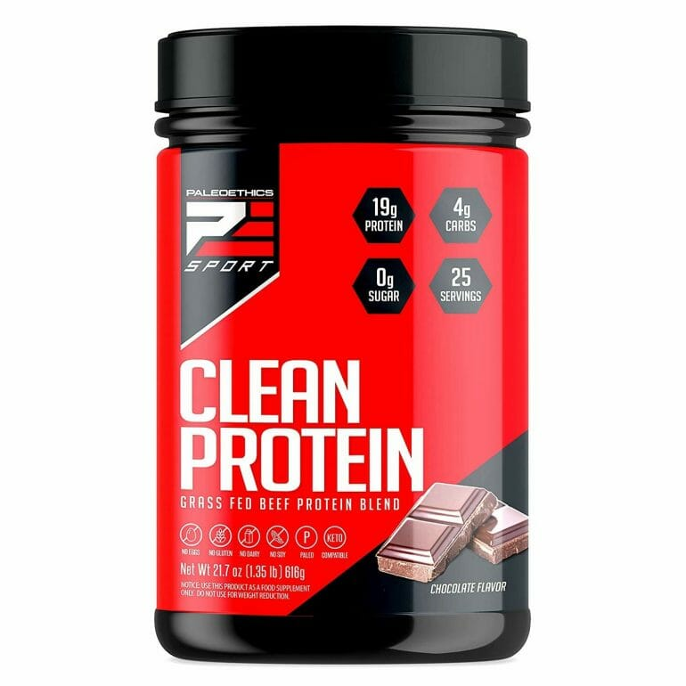 PALEOETHICS Clean Protein
