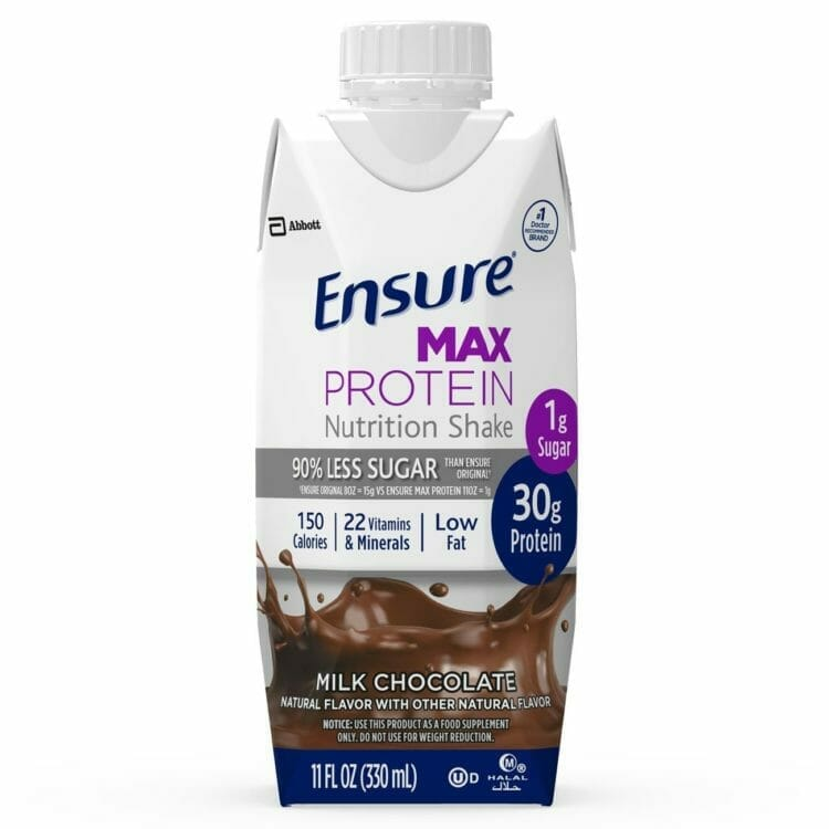 Ensure Max Protein Nutritional Shake