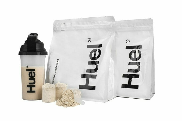 Huel Vegan Meal Replacement Powder