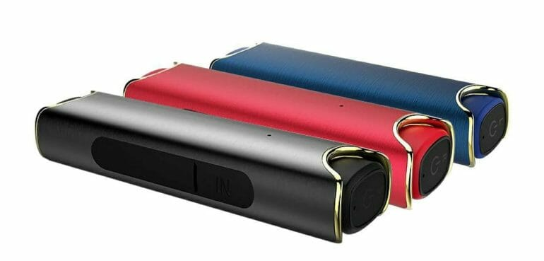 xFyro xS2 charging case is available in different colors