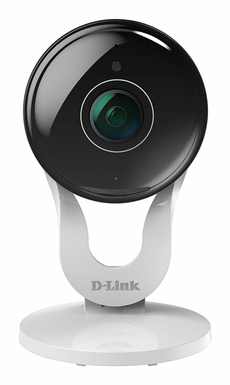 D-Link DCS-8300LH Home Security Camera