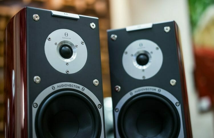 Audiovector speakers