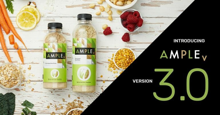 Ample V 3.0 - Vegan Formula