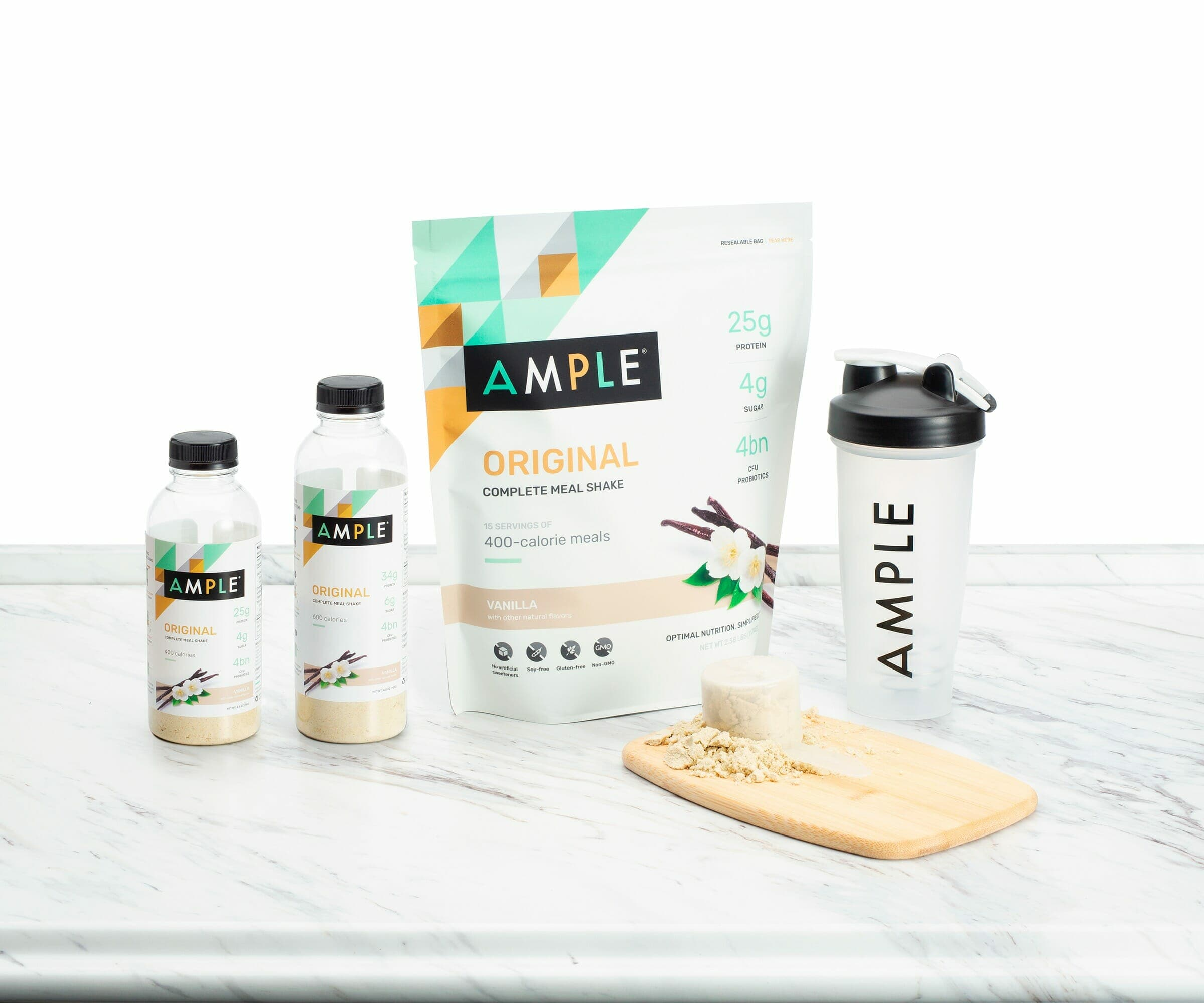Ample Meal Review