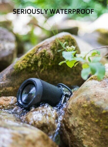 Sbode M350 Features an IPX6 Water-Resistant Rating