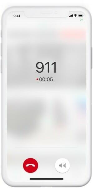 Arlo e911 Emergency Call Service