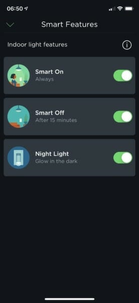 Smart Features of the ecobee Switch+