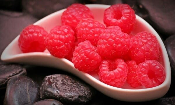 Berries are an excellent source of nutrients, including antioxidants