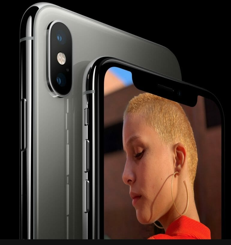 iPhone Xs Camera Hardware is the same as in the iPhone X