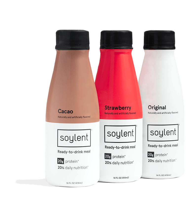 Soylent Drinks