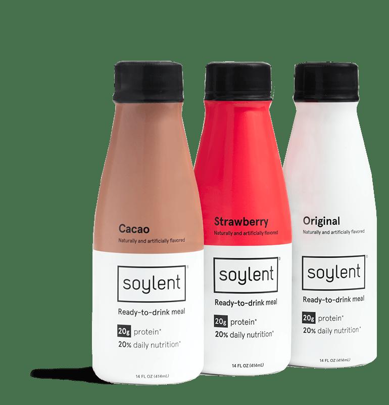 is soylent diet healthy
