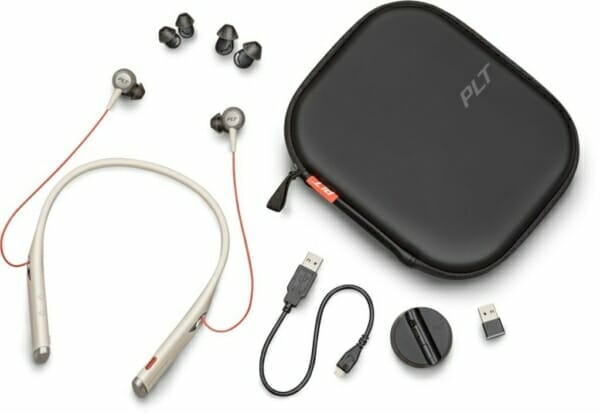 Plantronics Voyager 6200 UC - What's in the box