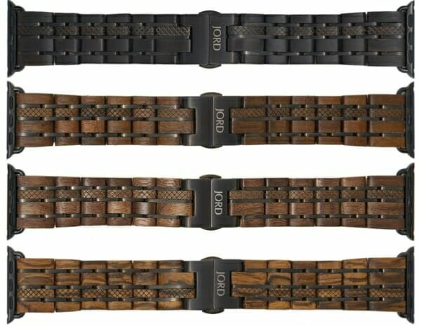 JORD Apple Watch Band Colors