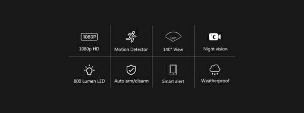 SENS8 Light Cam - Highlights