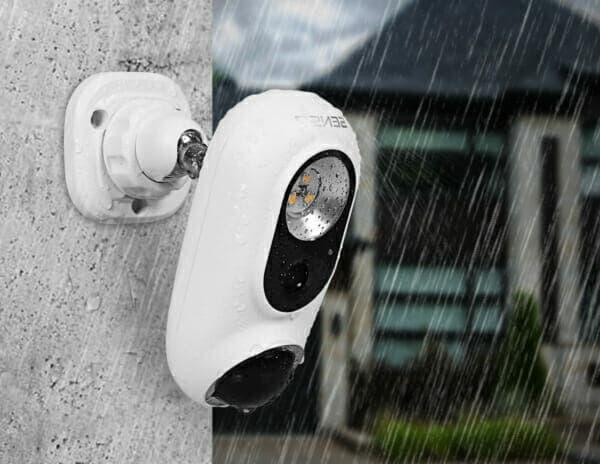 SENS8 Light Cam - IP65 Waterproof