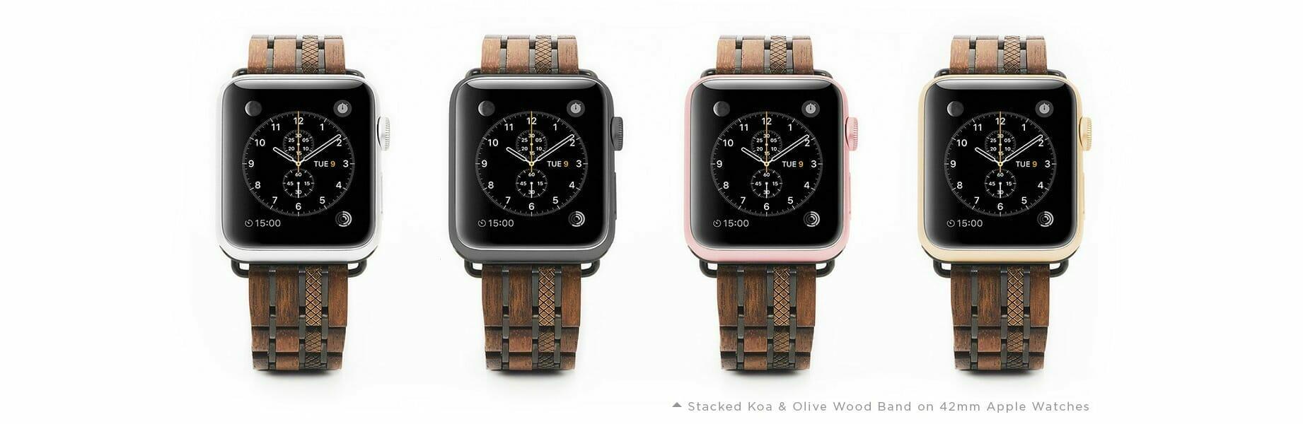 JORD Apple Watch Bands