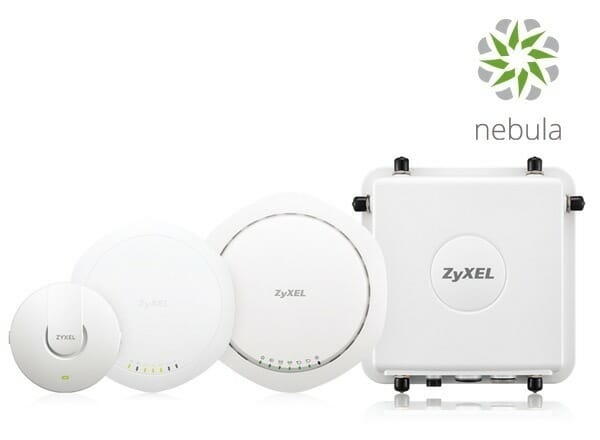 Zyxel Nebula Access Points