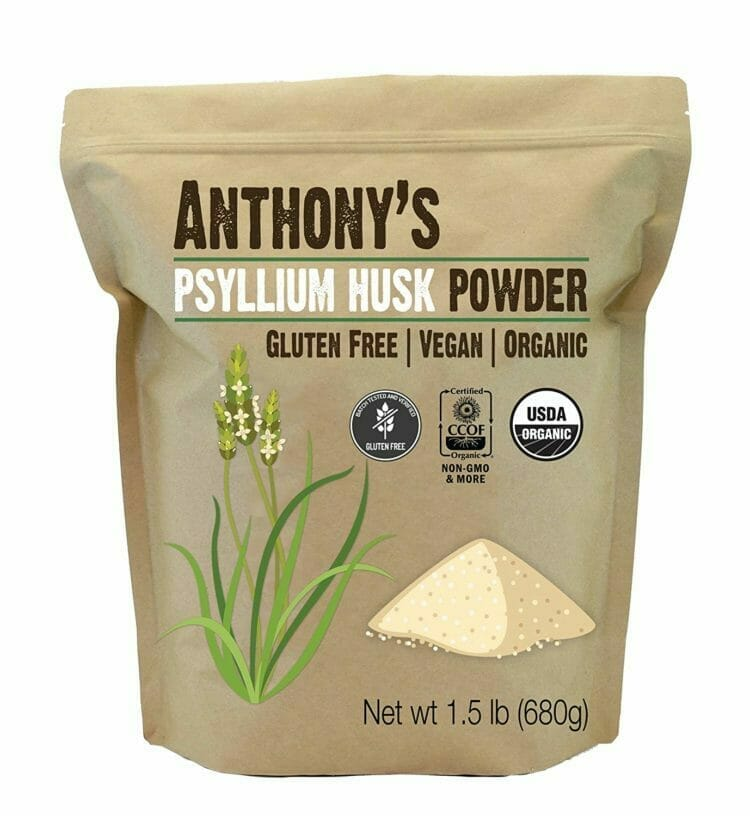 Anthony's Psyllium Husk Powder