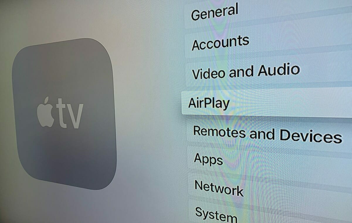 AirPlay Video Streaming Slow and Jerky feature