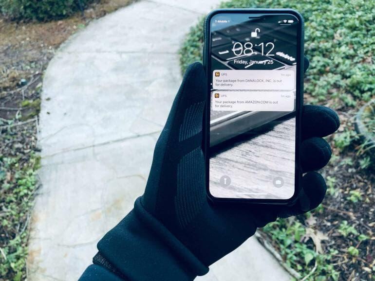 My Mujjo Gloves