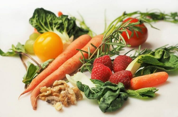 We should get most vitamins from fresh food