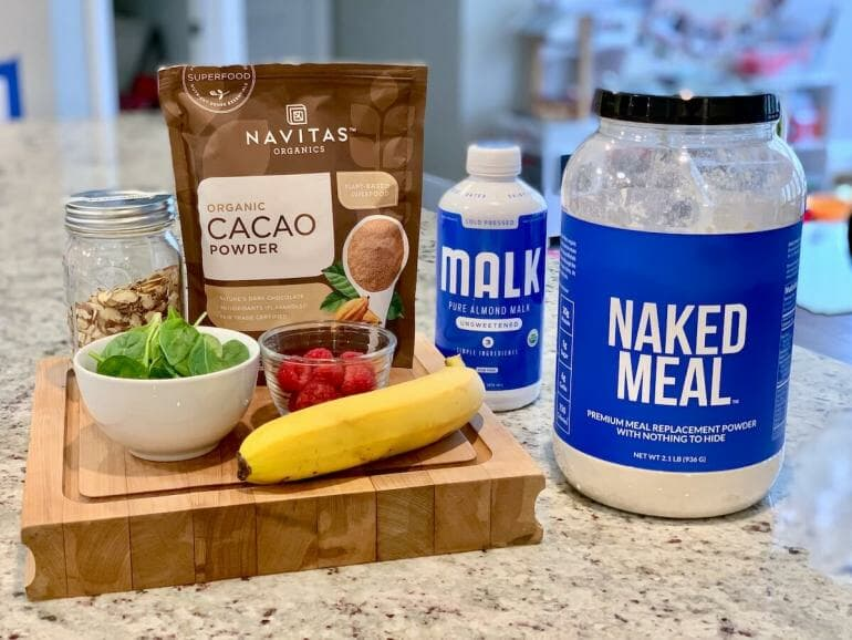 Naked Meal Review