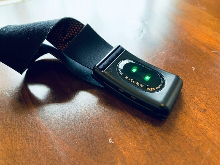 WHOOP strap - Heart Rate Monitor