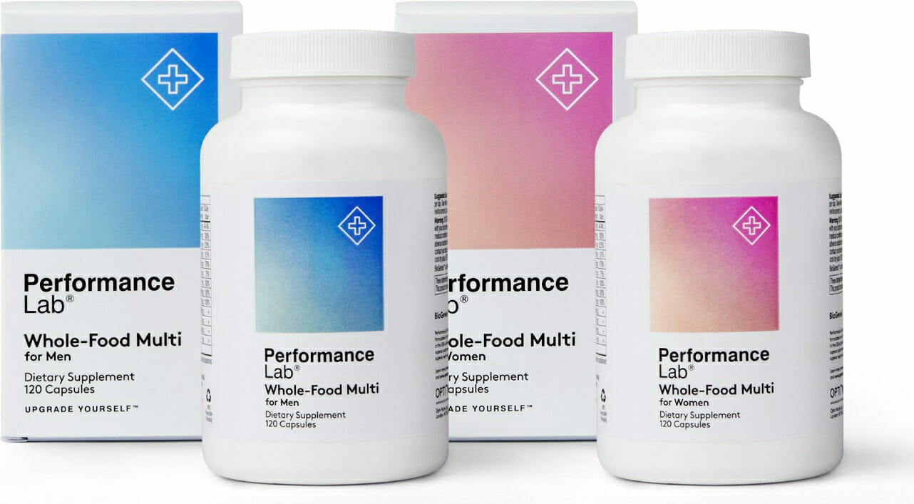 performance labs - whole-food multi