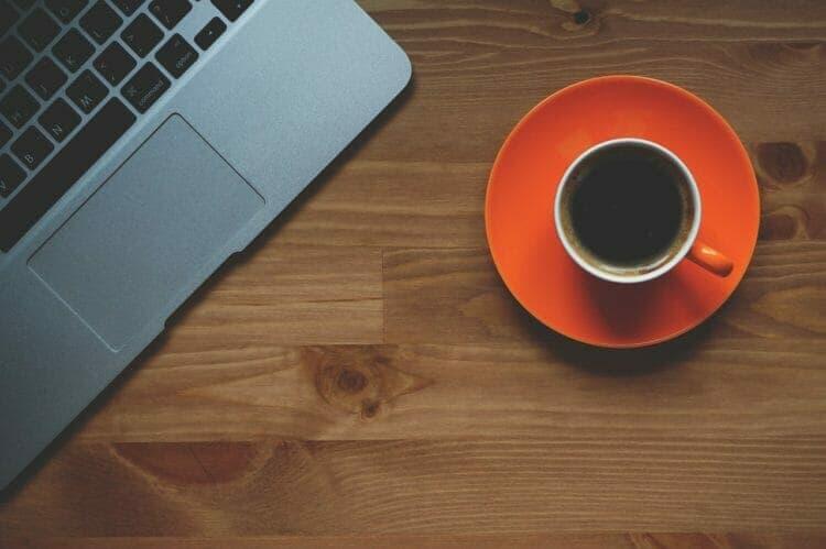 Black coffee has a lot of antioxidants