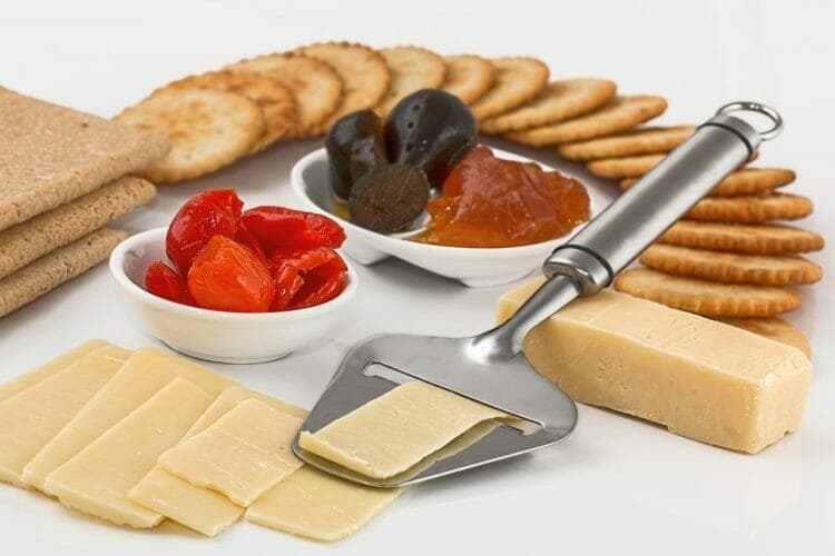 Cheese is not incredibly healthy