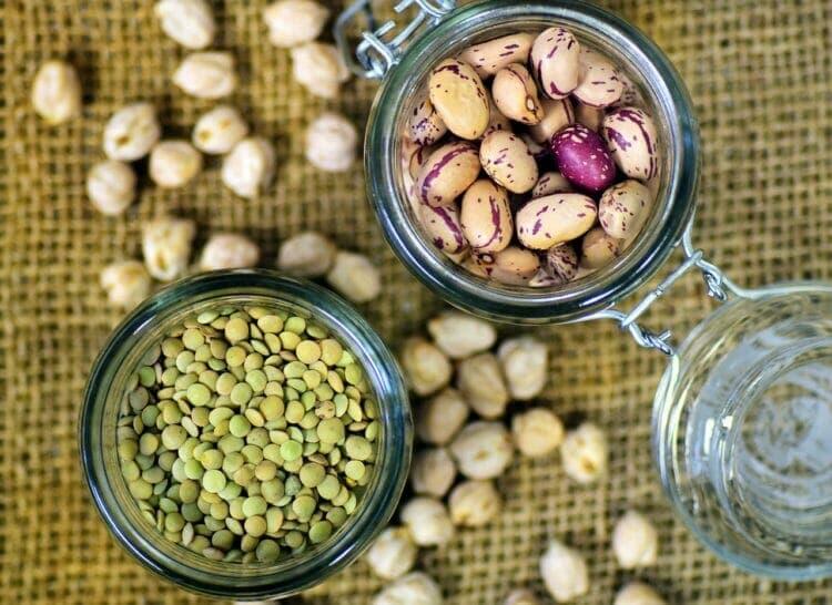 Legumes - Beans and Lentils