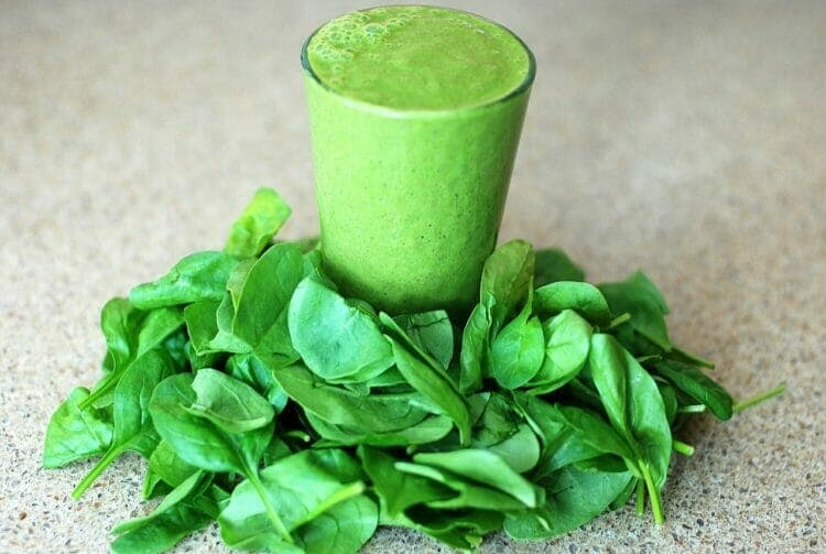 Some leafy greens have antinutrients