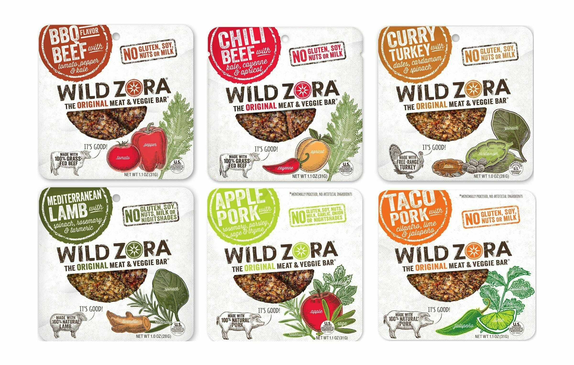 Wild Zora Meat Bars Review