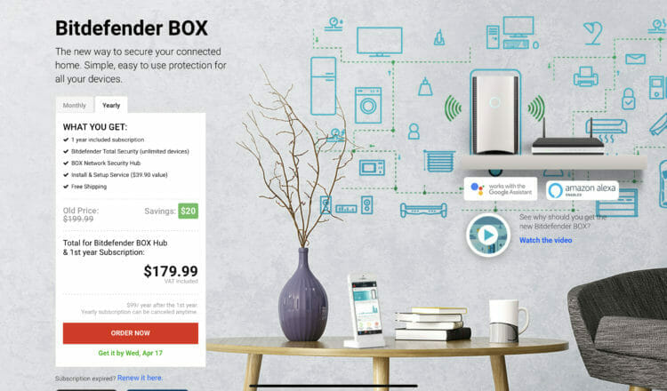 Bitdefender BOX 2 Review