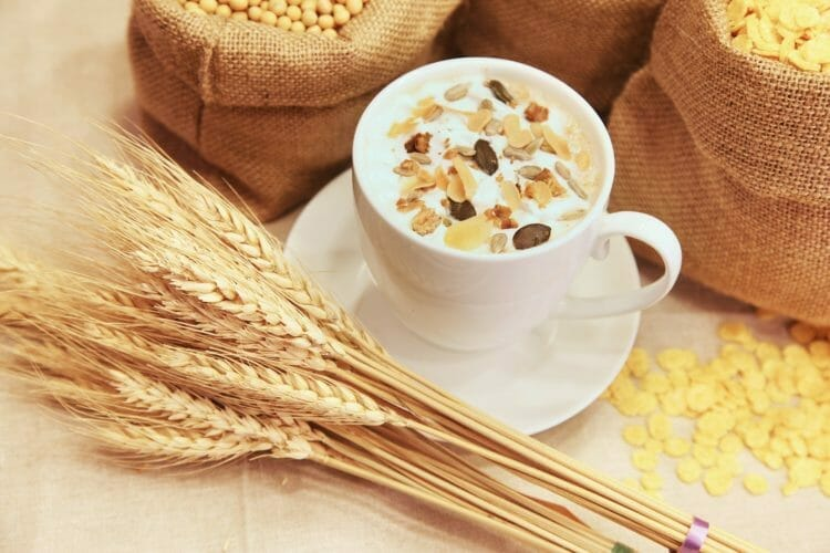 Cereals have a low nutritional density