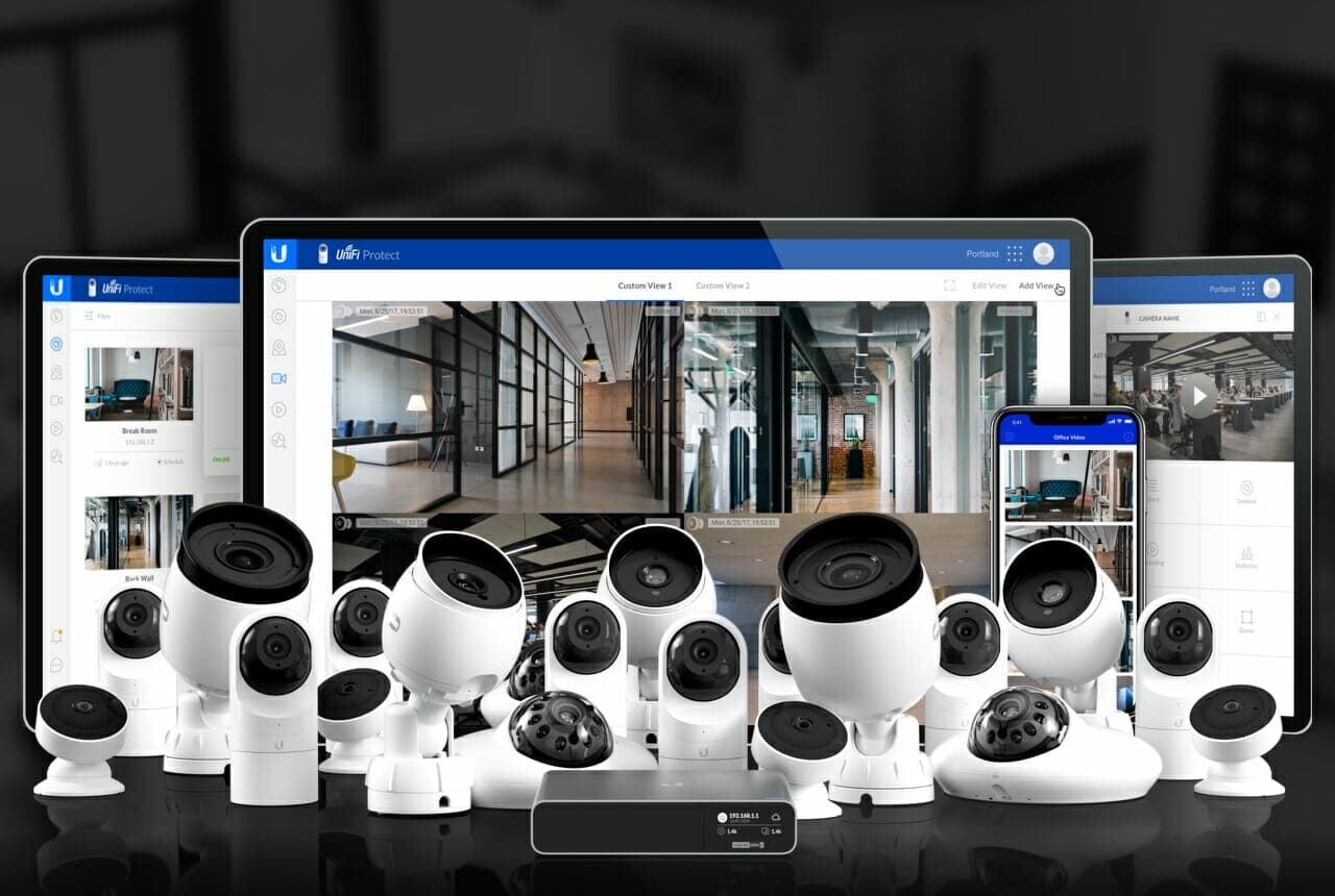 UniFi Protect Video Surveillance Platform