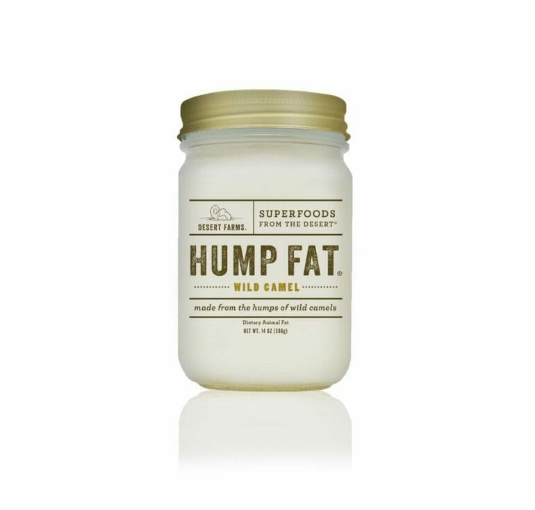 Desert Farms Camel Hump Fat