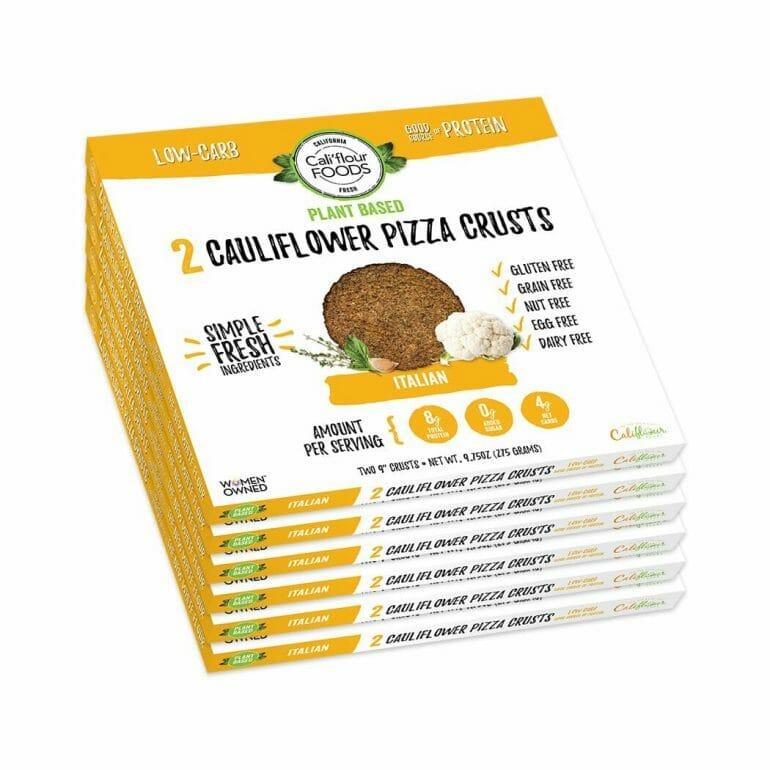 Califlour Plant-based Pizza Crust