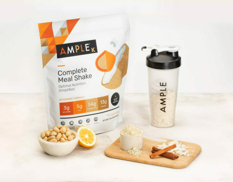Ample K is one of my favorite meal replacement drinks