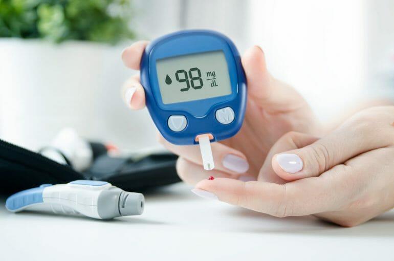 A blood sugar monitor.