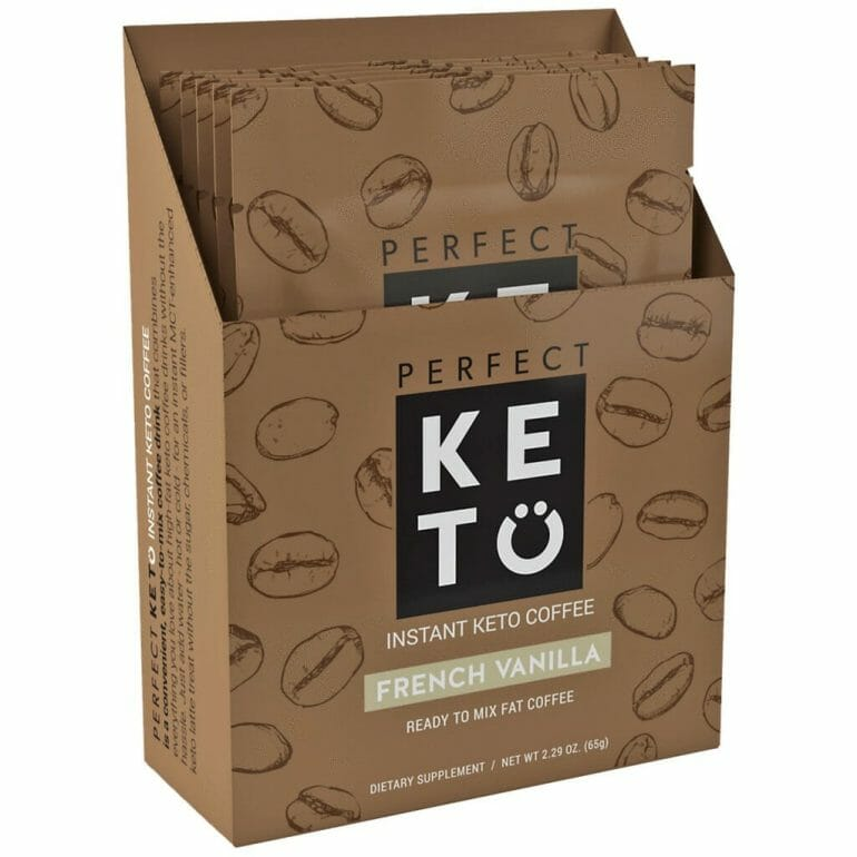 Perfect Keto Instant Keto Coffee