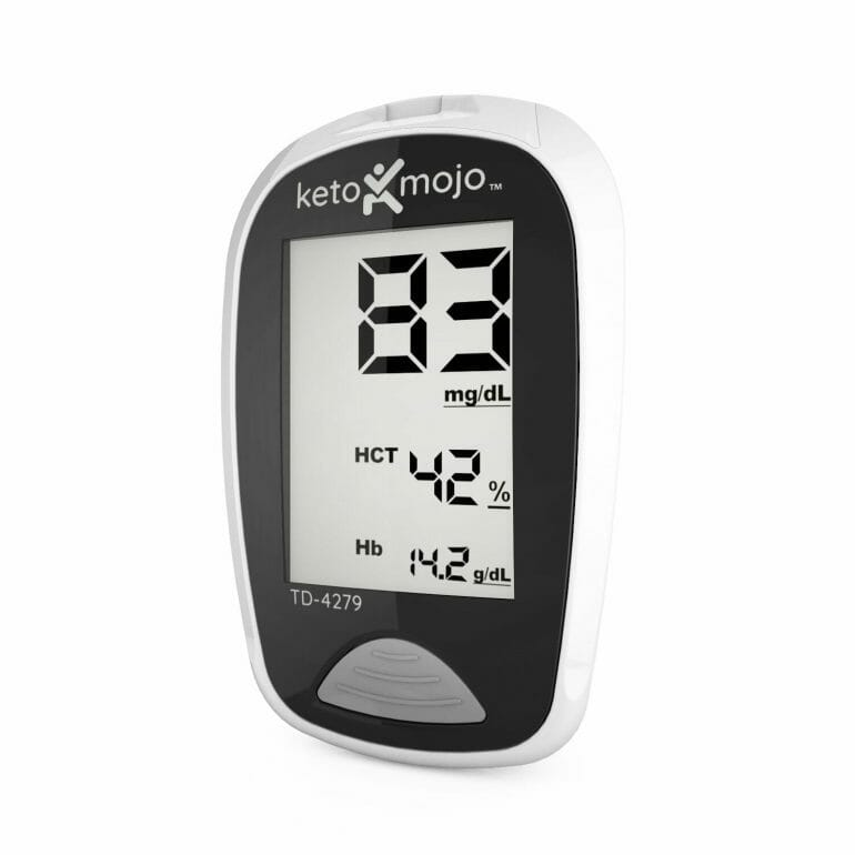 Keto-Mojo Ketone and Blood Glucose Monitoring System