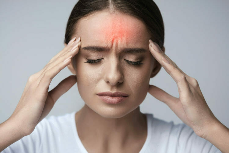 Keto can reduce headaches and migraines
