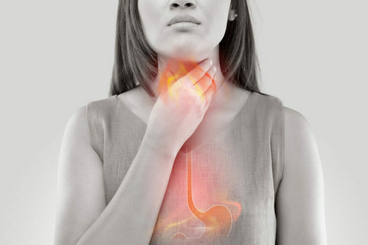 Keto can reduce heartburn