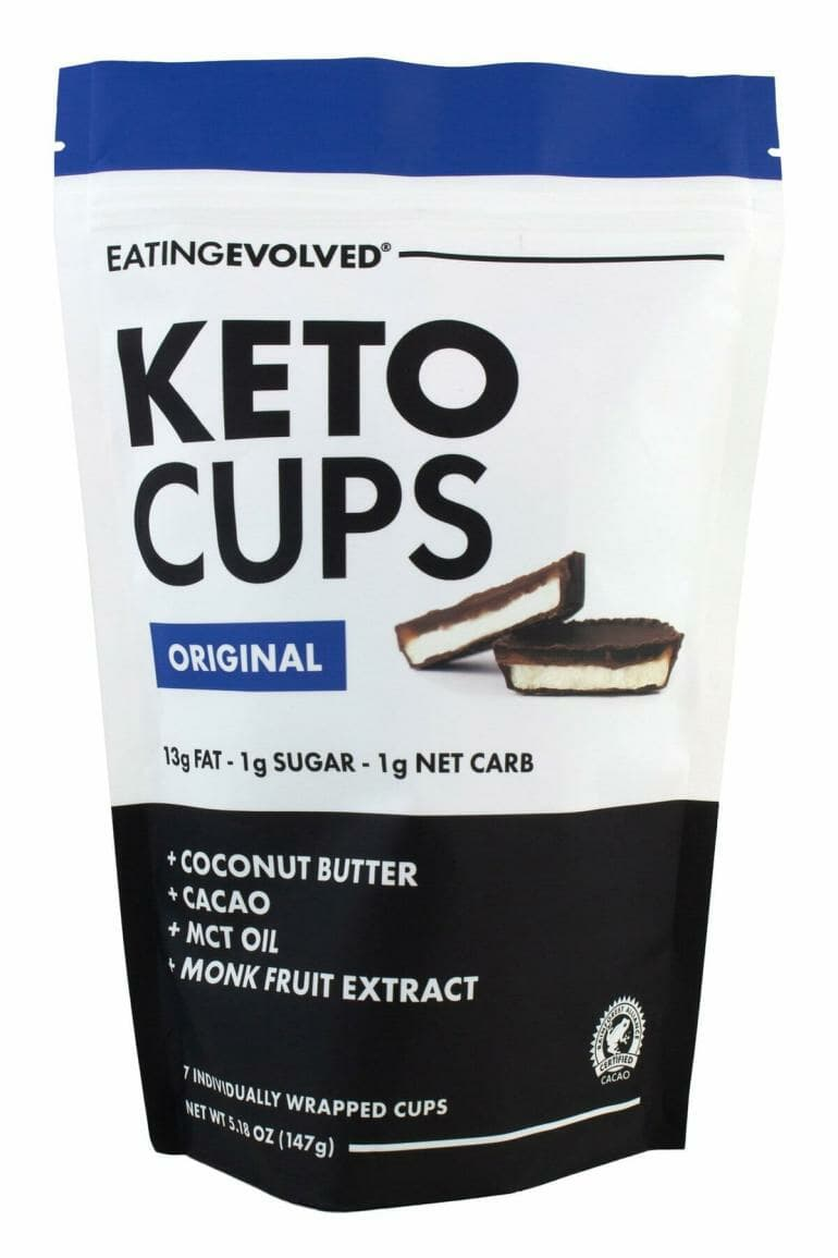 Evolved Keto Cups