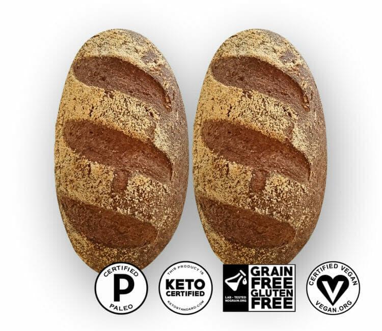 Yez! Foods loaf