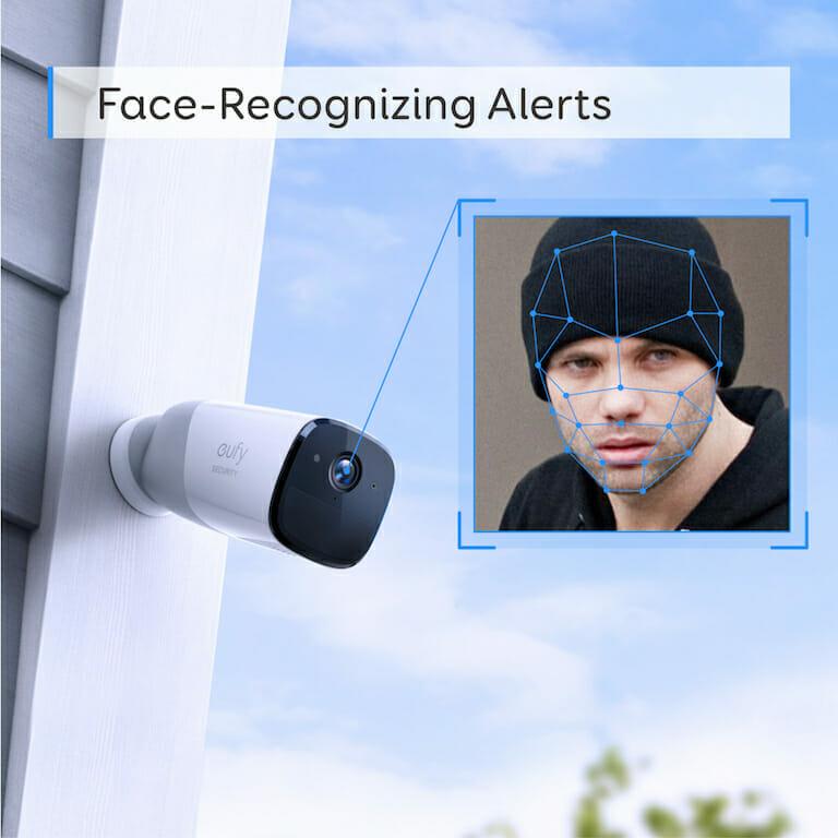 eufyCam - Facial recognition