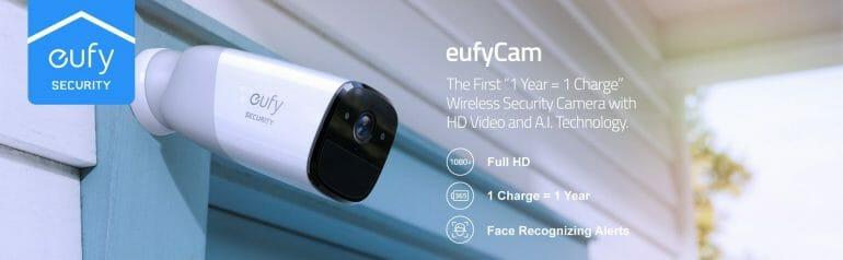 eufyCam Features