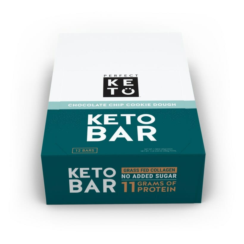 Perfect Keto - Keto Bars