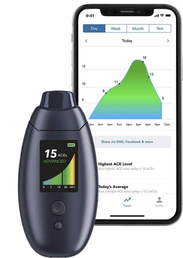 Biosense Breath Ketone Meter